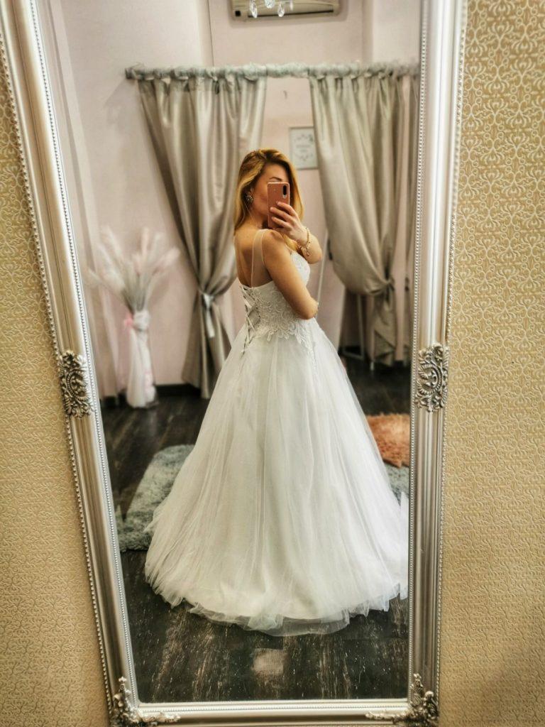 Svadobné šaty Perle