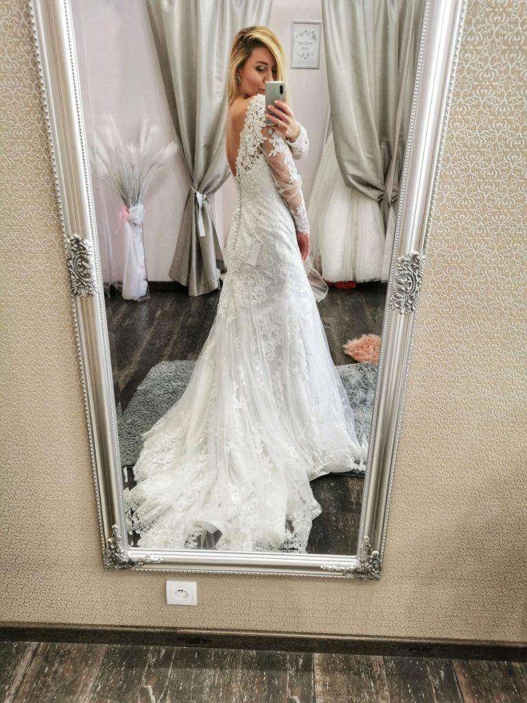 svadobné šaty Femme