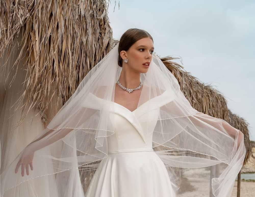 Svadobné šaty Amanda