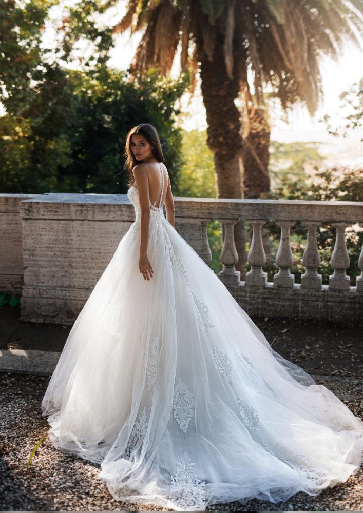 Svadobné šaty Amore