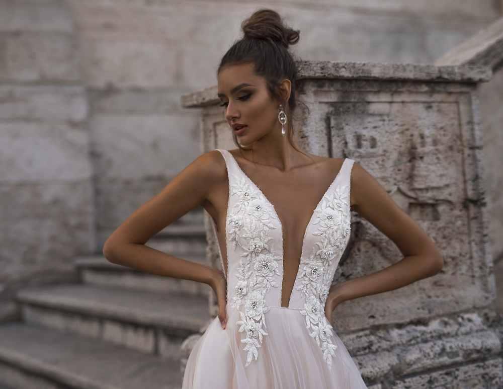 Svadobné šaty Amsonia