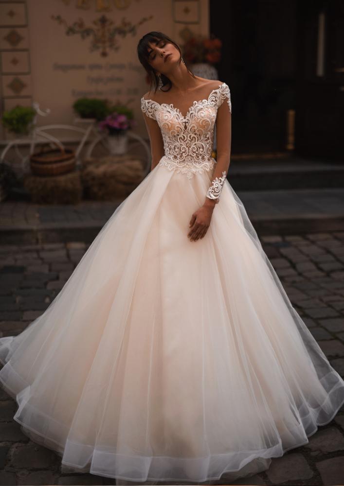 Svadobné šaty Honey