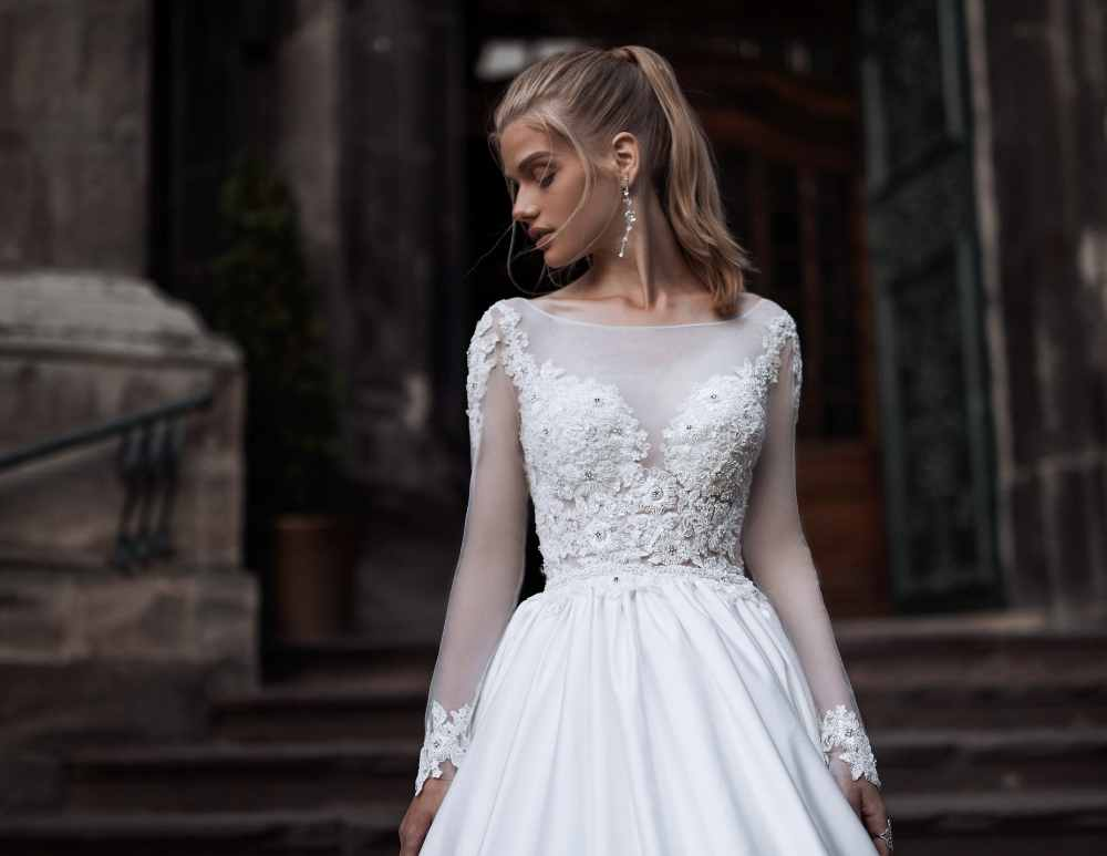 Svadobné šaty Azalia