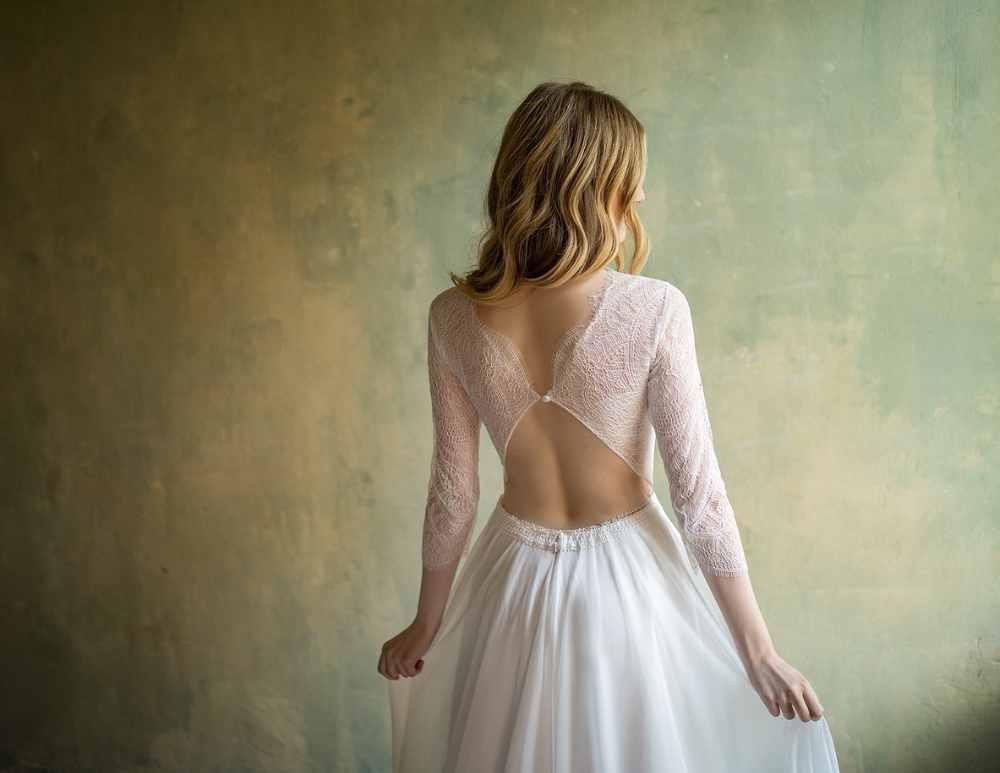 Svadobné šaty Clara
