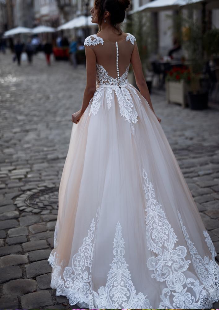 Svadobné šaty Cleopatra