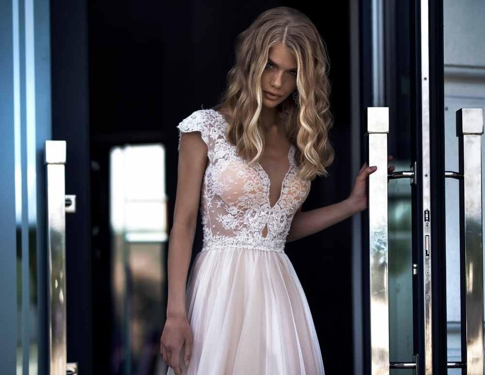 Svadobné šaty Dara