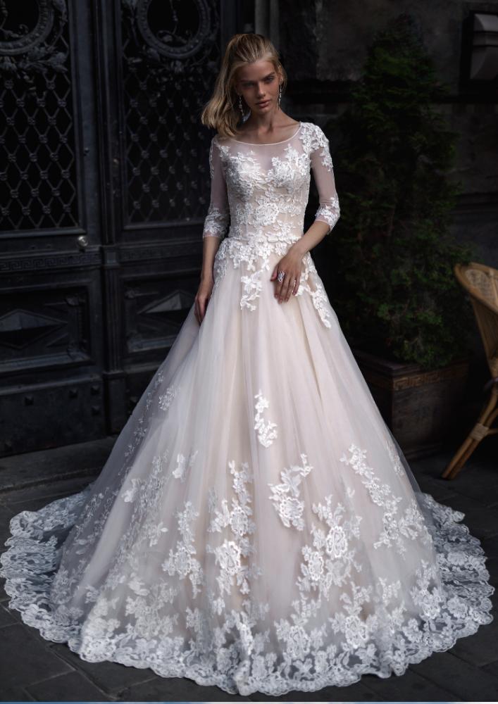 Svadobné šaty Dominique