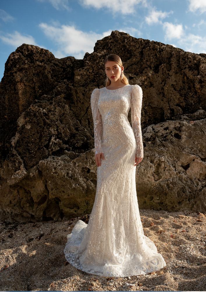 Svadobné šaty Elena