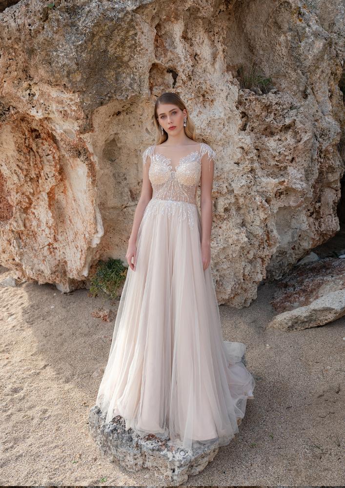 Svadobné šaty Elise