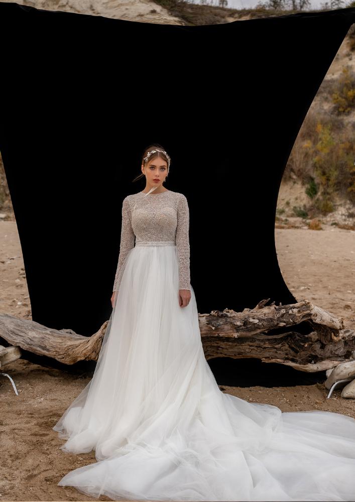 Svadobné šaty Floretta
