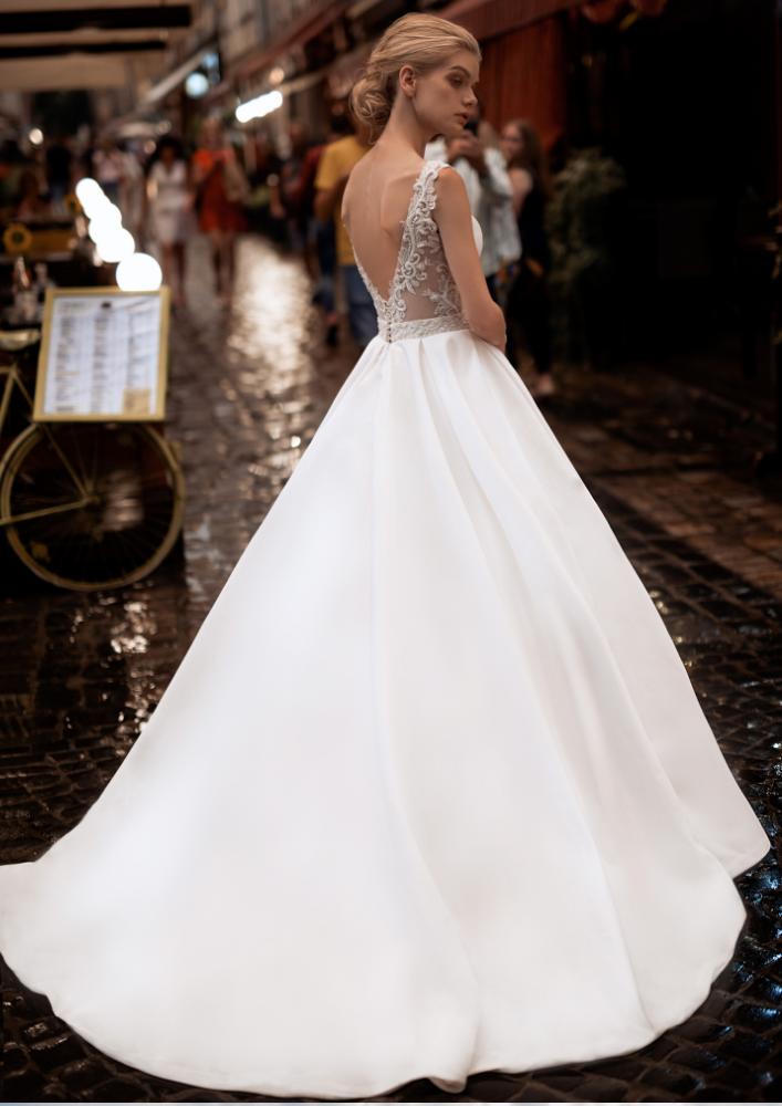 Svadobné šaty Frankie