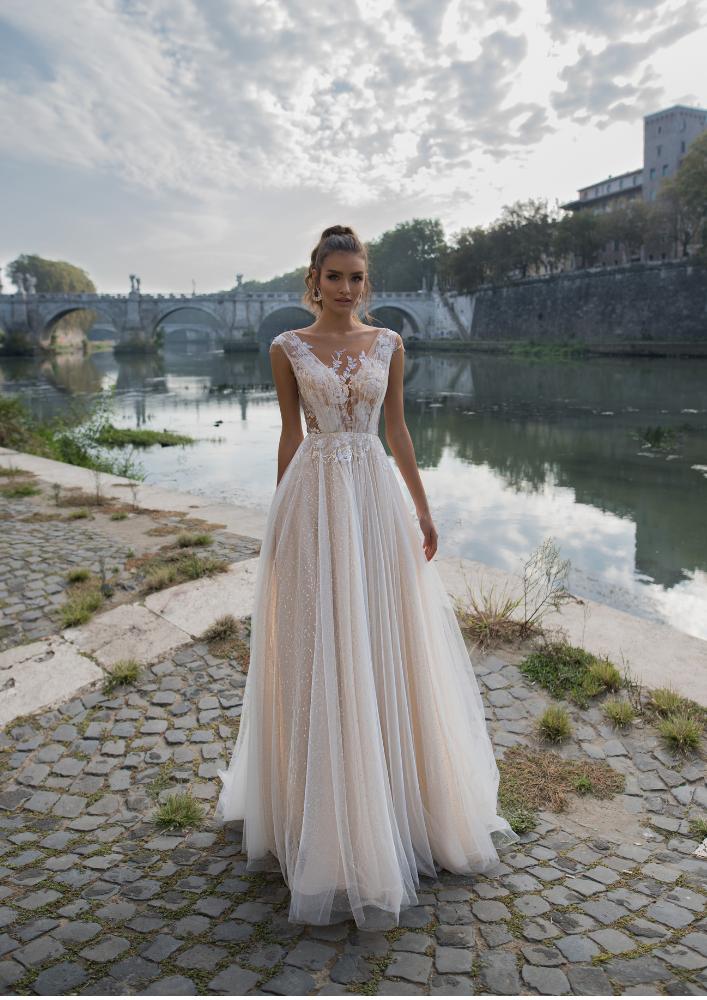 Svadobné šaty Freesia