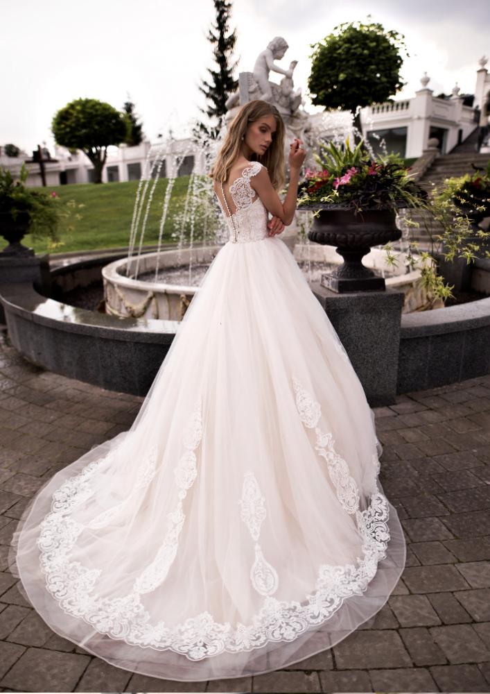 Svadobné šaty Gale