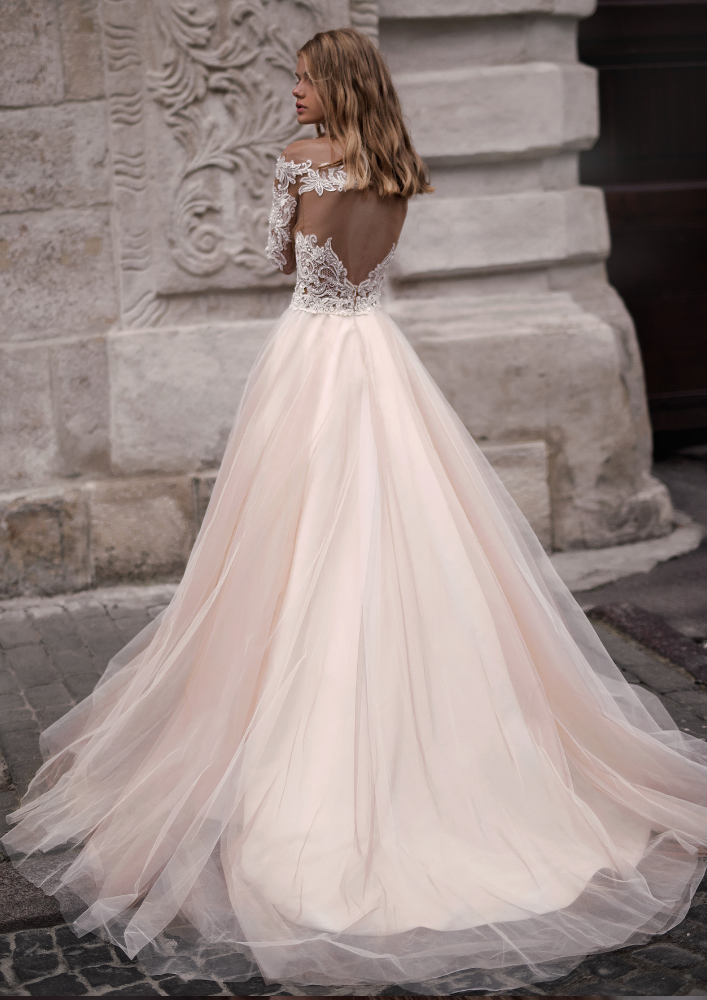Svadobné šaty Georgia