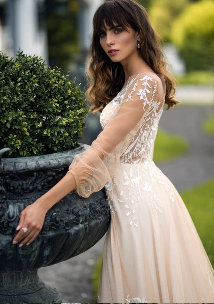 Svadobné šaty Hadley
