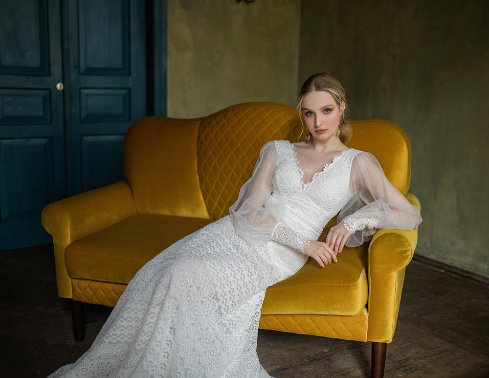 Svadobné šaty Hope