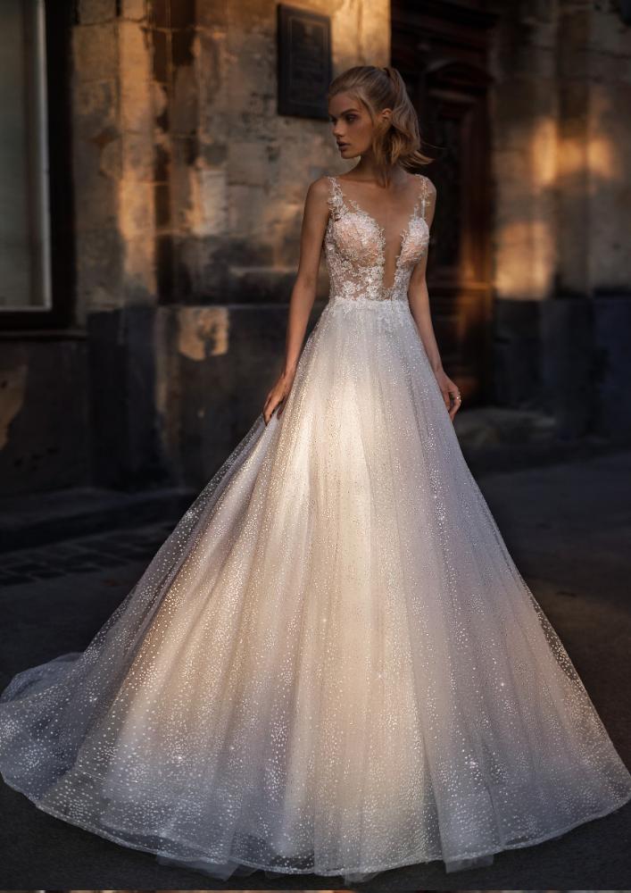 Svadobné šaty Hortense