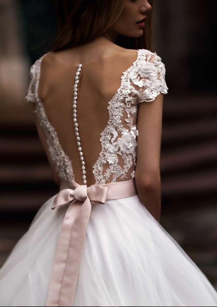 Svadobné šaty Jaden