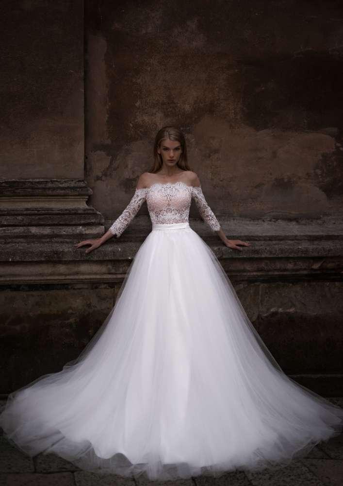Svadobné šaty Jami