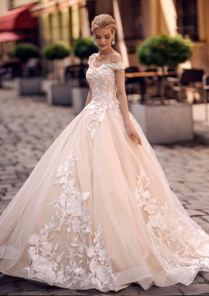 Svadobné šaty Julie