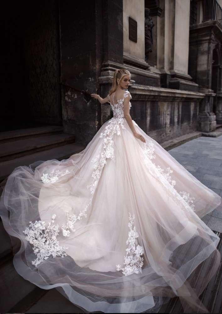 Svadobné šaty Kameron