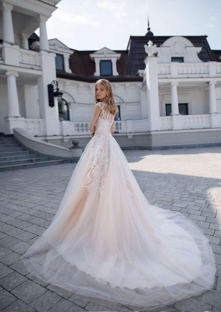 Svadobné šaty Lakeisha