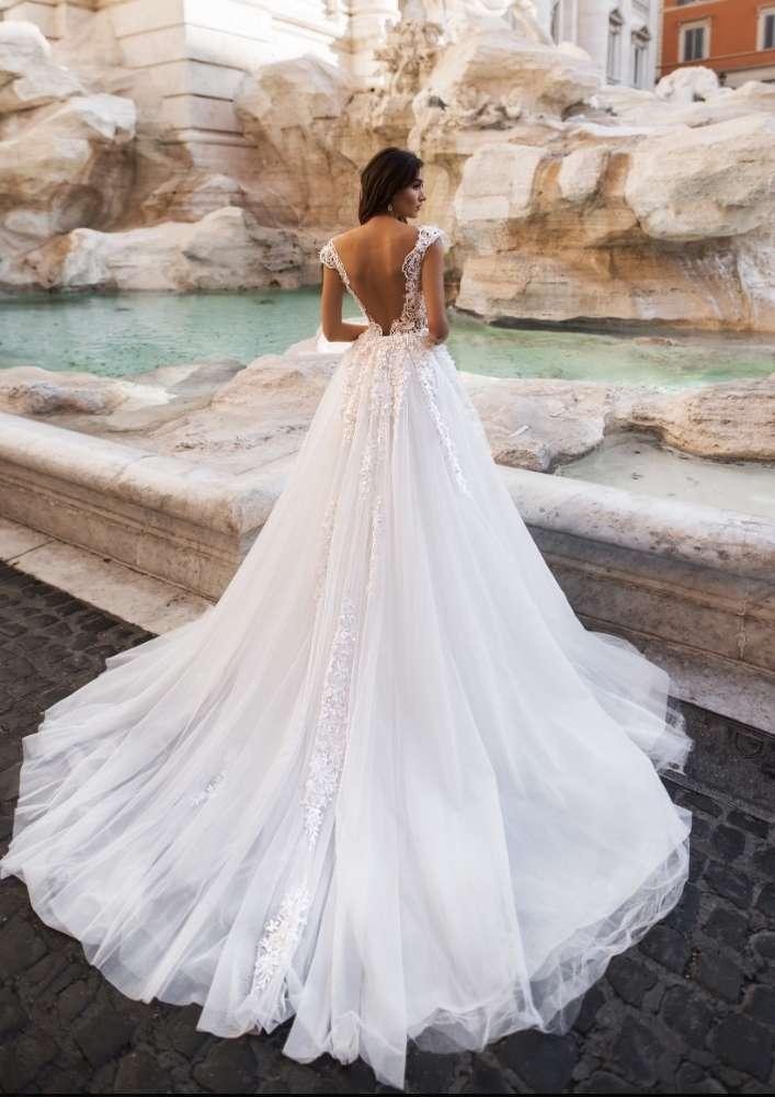 Svadobné šaty Lilly