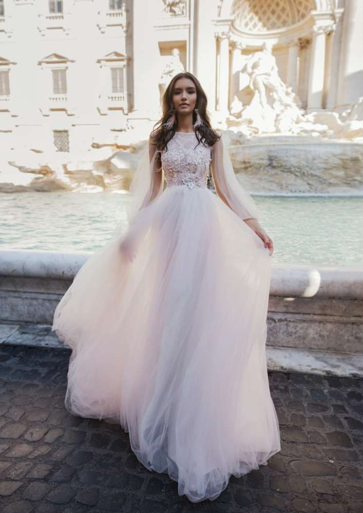Svadobné šaty Love in the mist