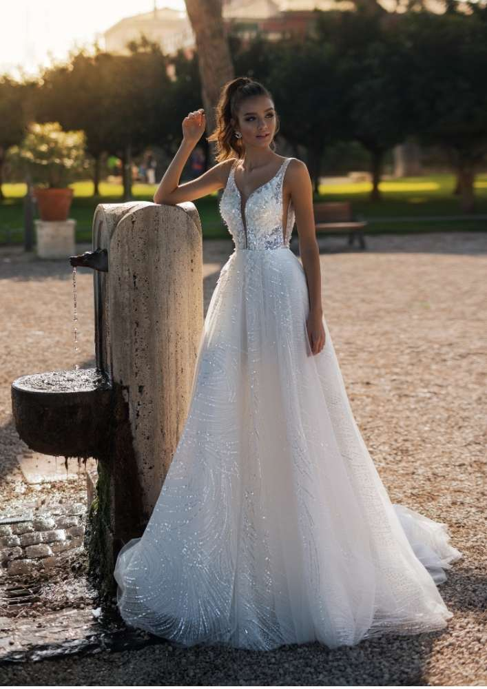 Svadobné šaty Nerine