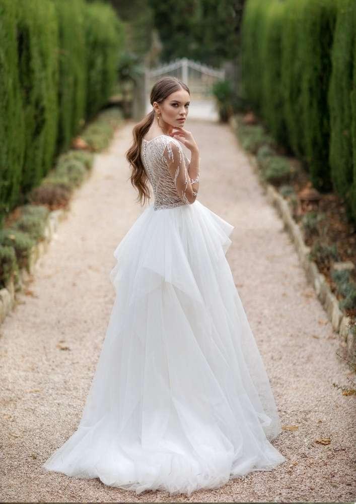Svadobné šaty Nemesia