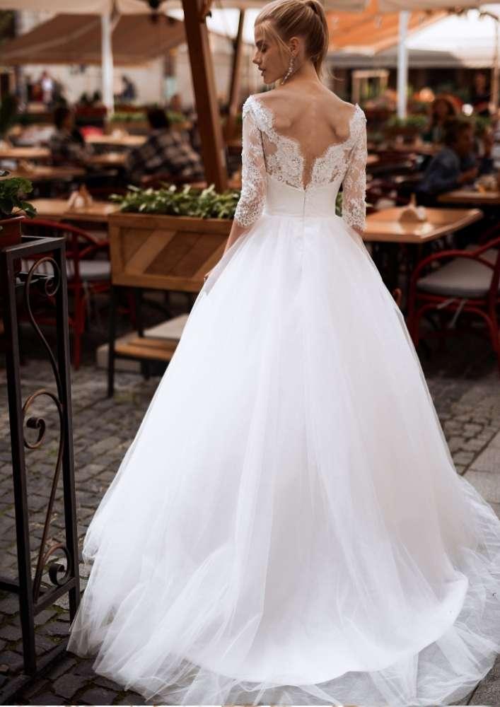 Svadobné šaty Sheba