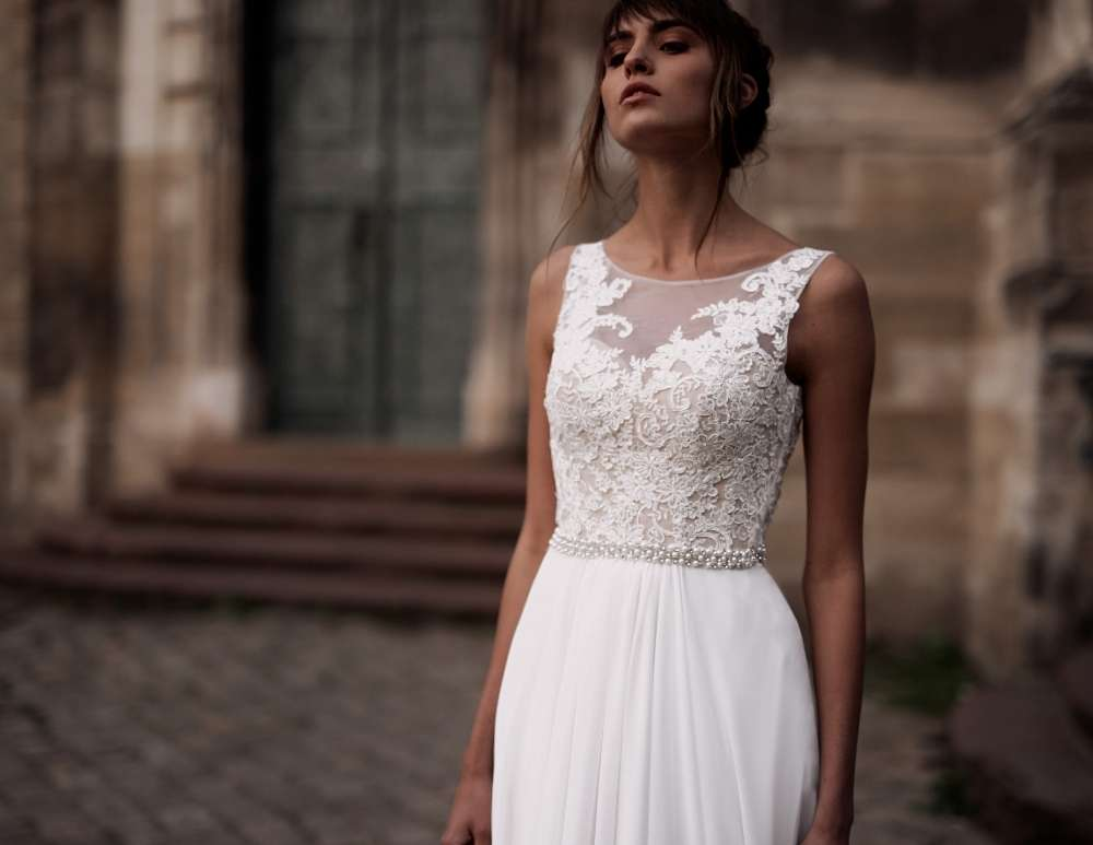 Svadobné šaty Mimosa