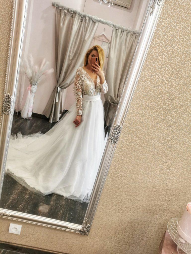 svadobné šaty Aphrodita