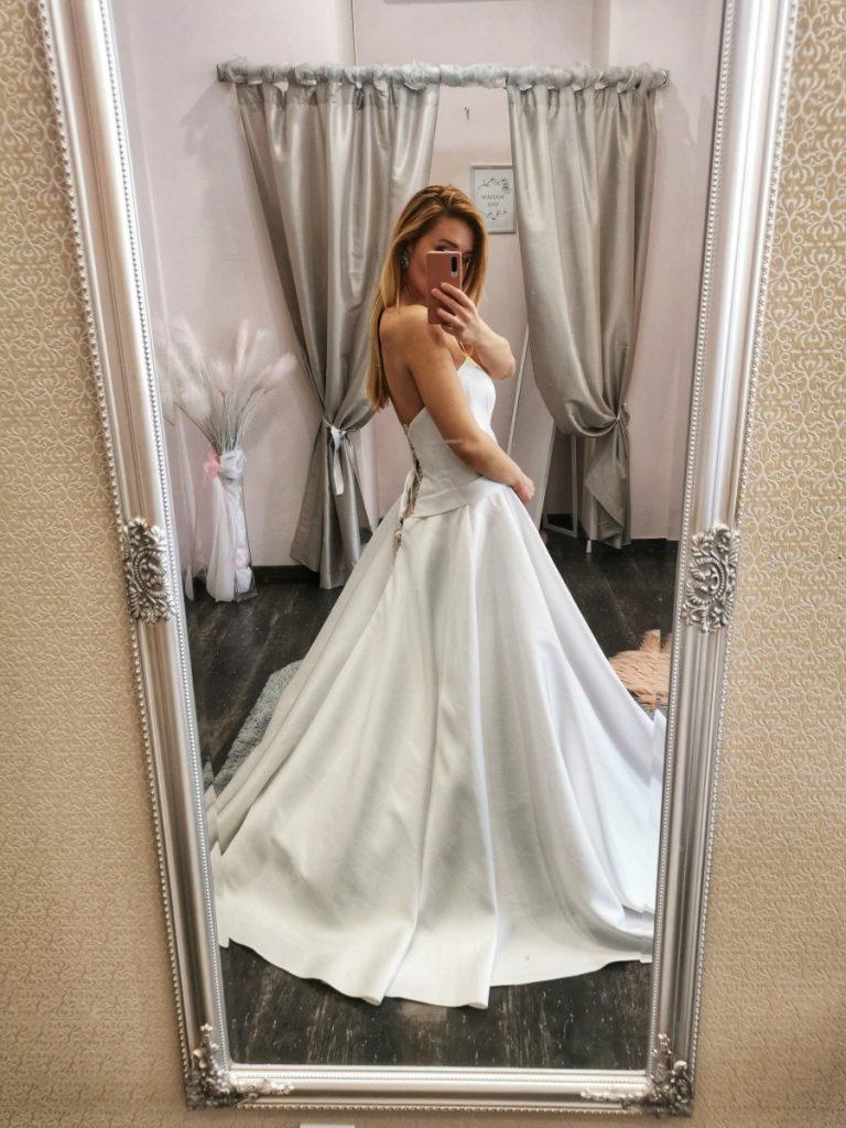 Svadobné šaty Livia